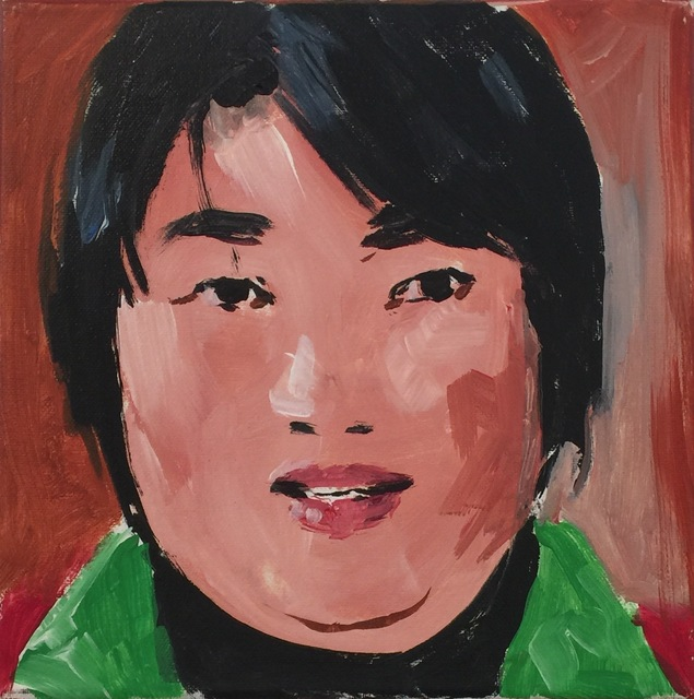, 'Extended Family: Woman in Zhujaijaio,' 2019, 440 Gallery
