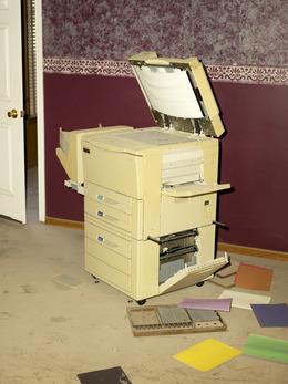 , 'Photocopy Machine,' , V1 Gallery