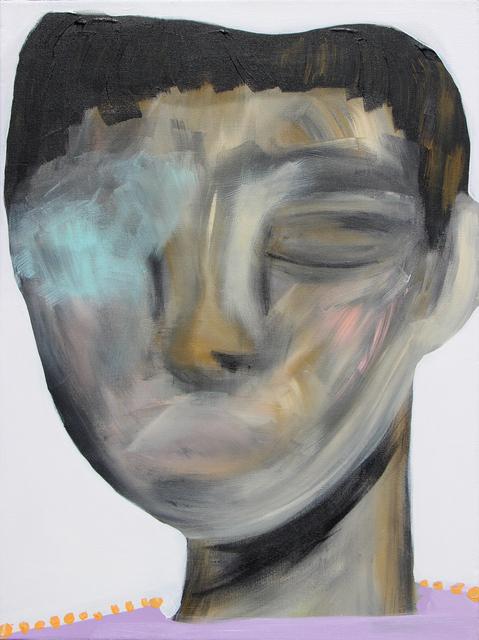 , 'Henry Head Study,' 2017, Bau-Xi Gallery