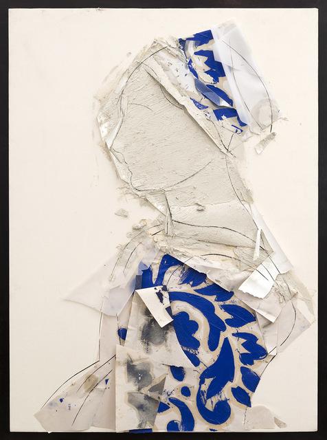 , 'Perfil sobre fondo blanco,' 2014, Marlborough Madrid & Barcelona