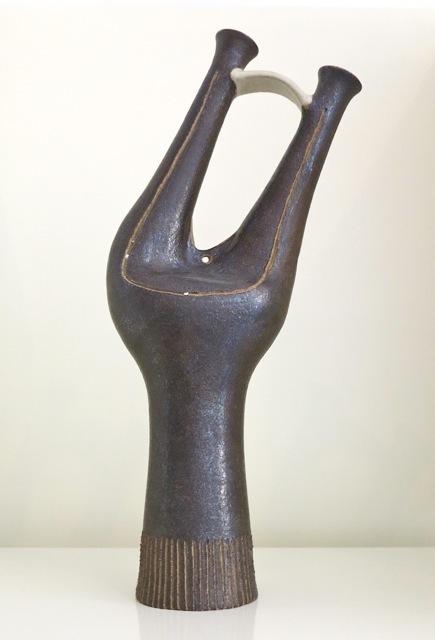 , 'Ceramic sculpture,' 2000, Galleria Rossella Colombari