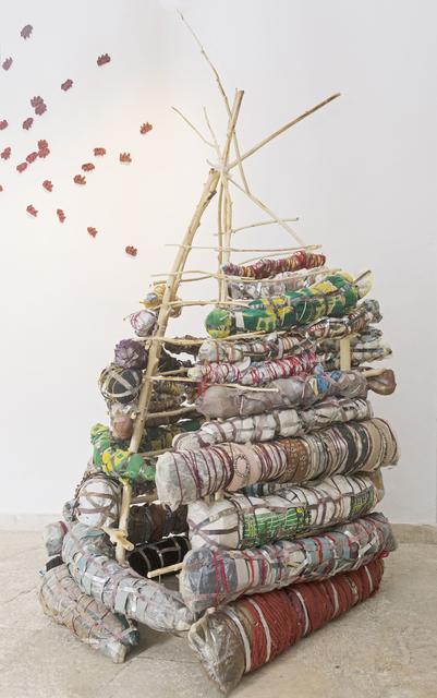 , 'In-Trigâ Tent,' 2018, AnnArt Gallery