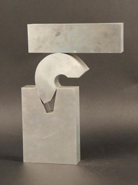 "Menashe Kadishman, 'Rare 1968 Sculpture ""Open Suspense""', 1960-1969, Lions Gallery"