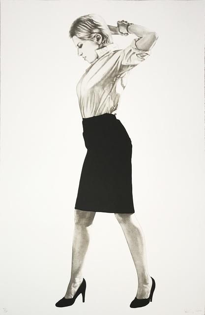 Robert Longo, 'Cindy', 2002, Hamilton-Selway Fine Art