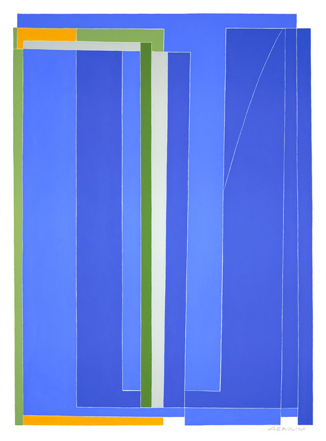 , 'Blue 3,' 2016, Art Bastion Gallery