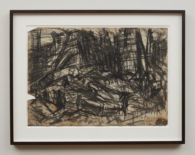 , 'Demolition of YMCA Building, No.2,' 1970, Timothy Taylor