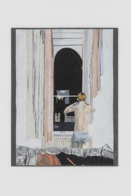 Marie Jacotey, 'You in my bedroom', 2018, Hannah Barry Gallery