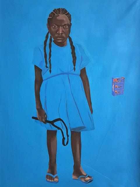 NO MARTINS, 'PUBLIC ENEMY III', 2019, ELA - Espaço Luanda Arte