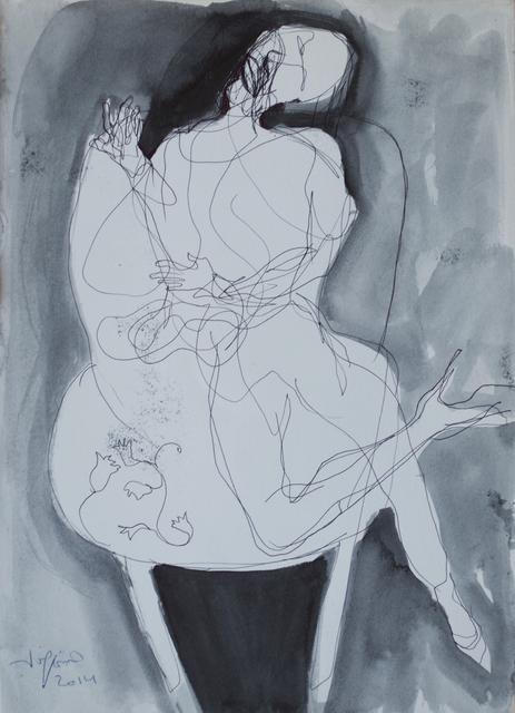 Hosni Radwan, 'Untitled', 2014, Zawyeh Gallery