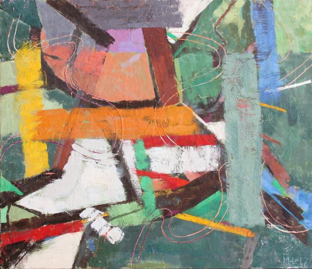 , 'Uplift,' 2017, Resource Art