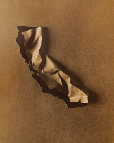 , 'California,' 1978, Scott Nichols Gallery