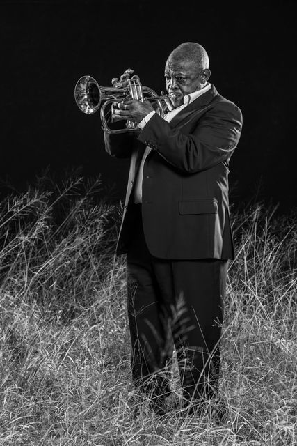 , 'Hugh Masekela: African Jazz,' 2013, Museum of African Design (MOAD)