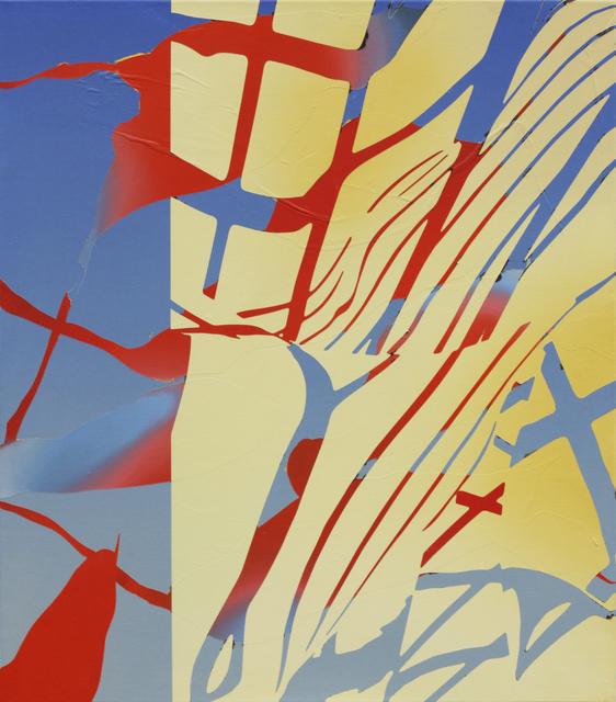 Volo Bevza, 'Netzwerk II ', 2020, Painting, Painting on canvas., Haimney