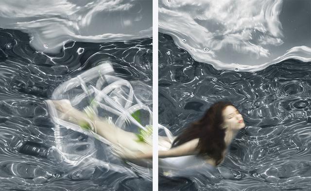 , 'Flow, from Surfacing,' 2019, Bau-Xi Gallery