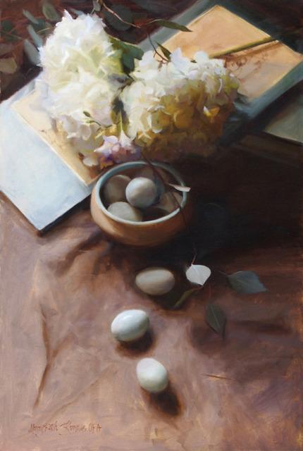 Mary Beth Karaus, 'Centered Beginnings', 2019, Wally Workman Gallery
