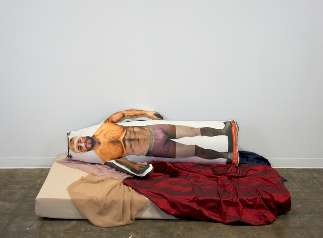 , 'My hideous progeny (body pillow),' 2018, The Ernest G. Welch School of Art & Design at Georgia State University