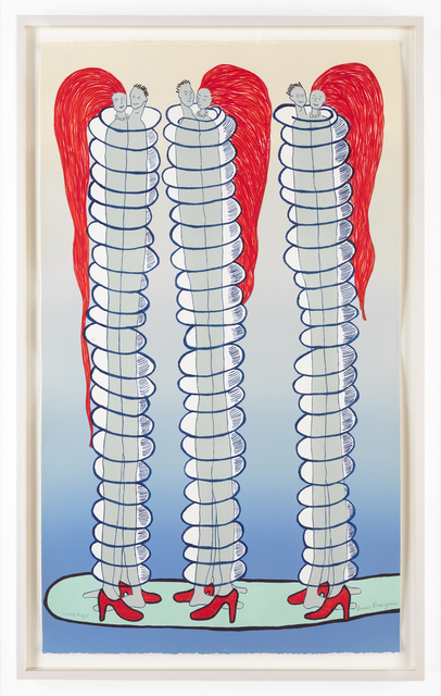 , 'Couples,' 2001, Carolina Nitsch Contemporary Art