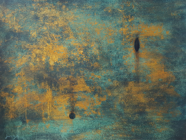 Jorge González Velázquez, 'Encuentro', 2015, Aldama Fine Art