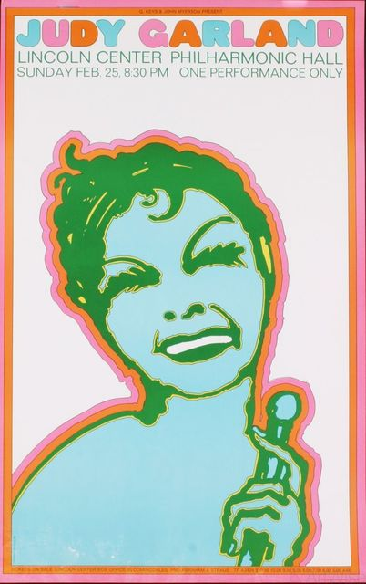 , 'Judy Garland,' 1967, ArtWise