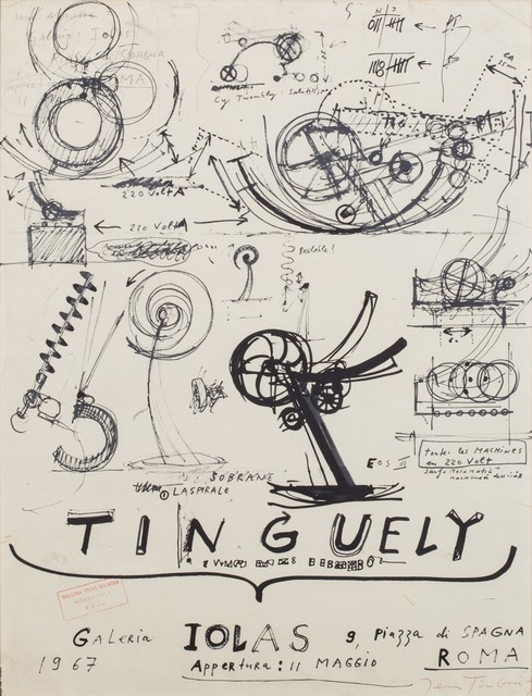 Jean Tinguely, 'Tinguely', 1967, Finarte