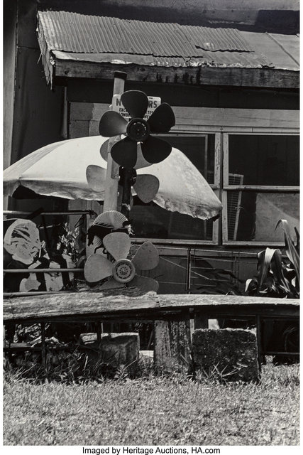 Robert Rauschenberg, 'Photem Series I, #17', 1991, Photography, Gelatin silver print mounted on aluminum, Heritage Auctions