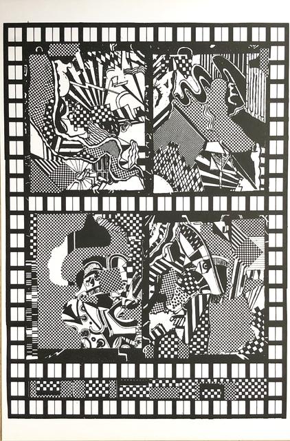 Eduardo Paolozzi, 'The ABC of Z', 1965-1970, Stubbs Fine Art