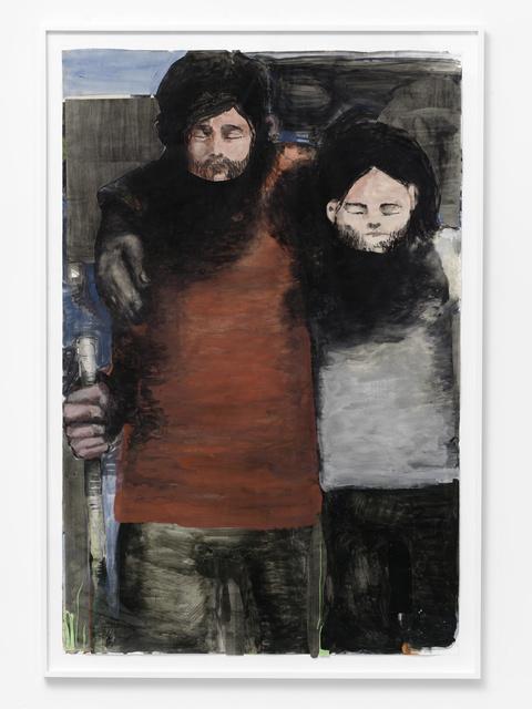 , 'Deuxamis,' 2015, Buchmann Galerie