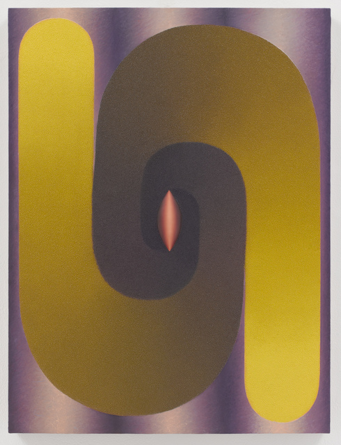 , 'Stacked Lingam (yellow, purple, red,' 2017, Pace Gallery