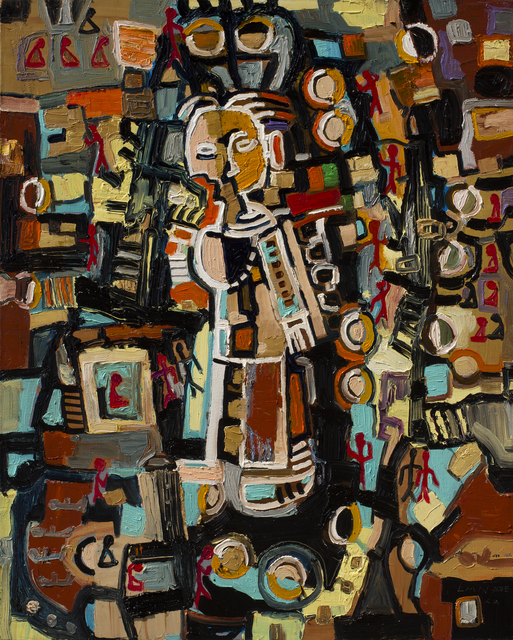 Liu Maonian, 'Birth of Buddha', 2015, Juliette Culture and Art Development Co. Ltd.