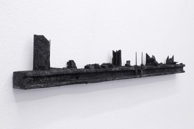 , 'Skyline #7,' 2016, Luisa Catucci Gallery