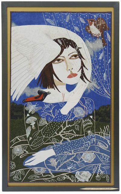 , 'Swan,' 2014, Antieau Gallery