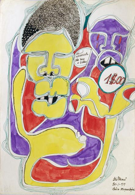 , 'Untitled (Civil War - Beira series),' 1979, Perve Galeria