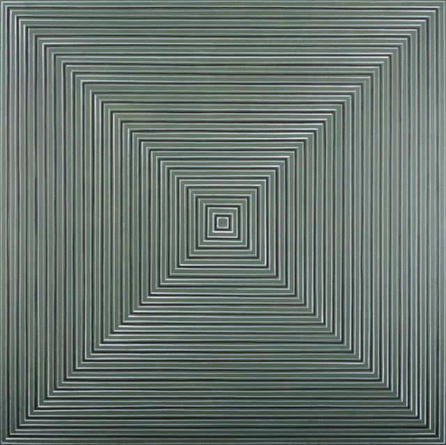 Max Kong, 'Concentric Square', Ode to Art