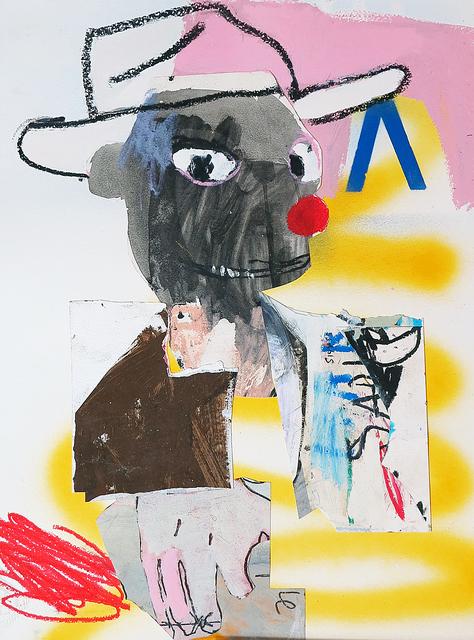 , 'Mr. Cowboy,' 2017, g.gallery