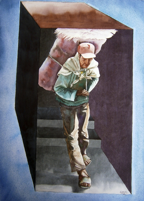 Emilio Torrez, 'Sweated labour', 1998, Casa Toscana