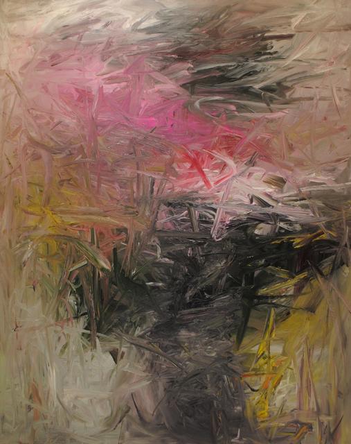 MD Tokon, 'The Wildflowers', 2014, Painting, Acrylic on Canvas, Isabella Garrucho Fine Art