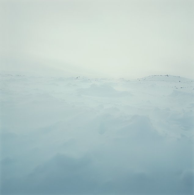 Darren Almond, 'Arctic Plate 6', 2003, Heritage Auctions