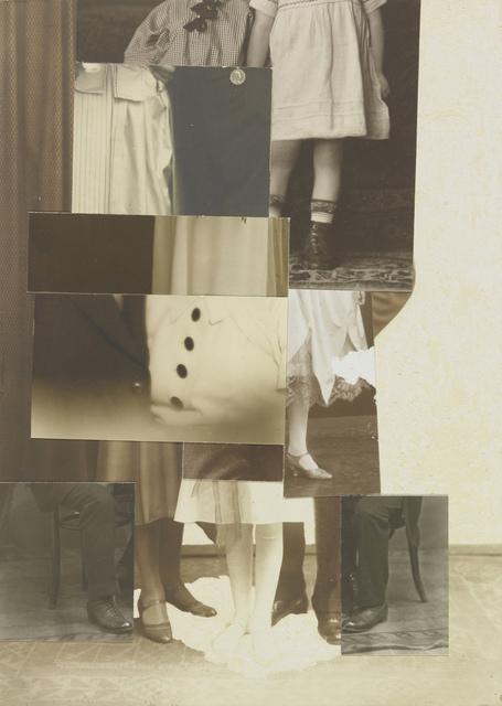 , 'Fragment,' 2015, Ricco/Maresca Gallery