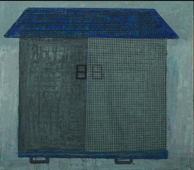 , 'Casa dividida II,' 2016, Lux Perpetua Art Centre