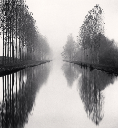 Michael Kenna, 'French Canal, TYBW, Loir-et-Cher, France', 1993, Photography, Silver Gelatin Print, Weston Gallery
