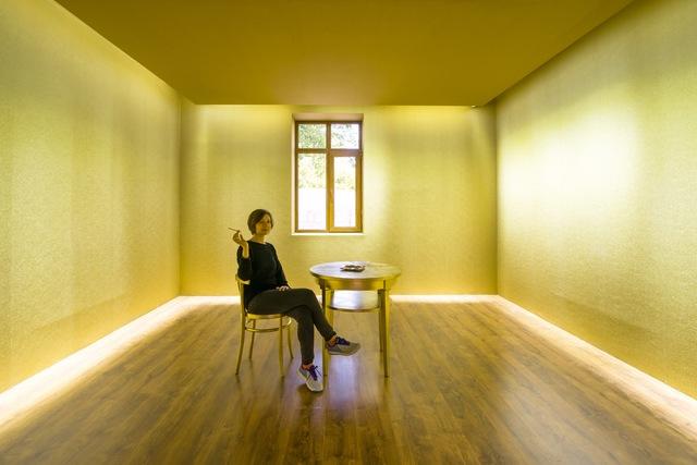 , 'Smoking Room,' 2013, Art Encounters Foundation