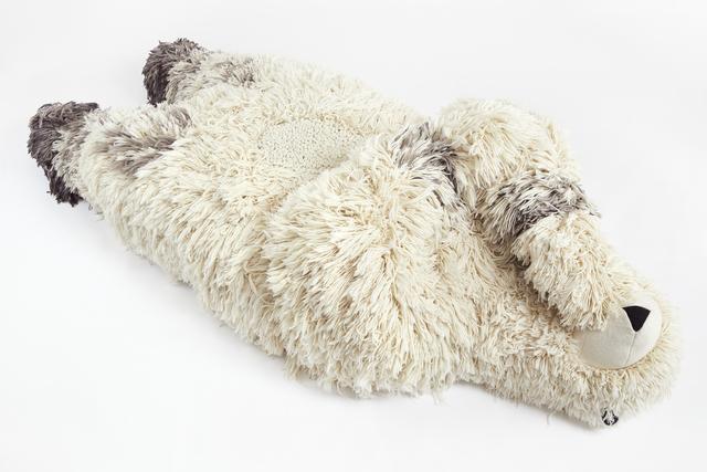 , ''Quasiqtuk' Polar Bear,' 2018, Southern Guild