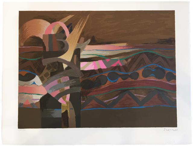 , 'Mar de Lurin VI,' 1989, Praxis Prints