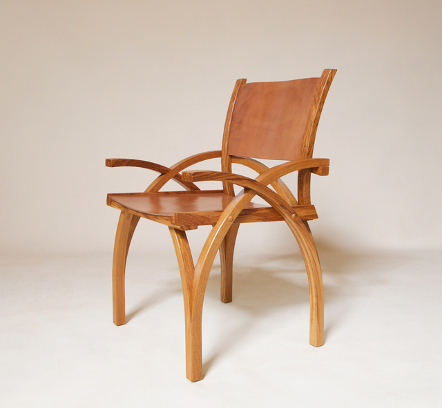 , 'Treble Zero Lowback Chair,' 2000, Sladers Yard