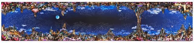 , 'Fantastic cavern of Hong Kong,' 2012, Space BM