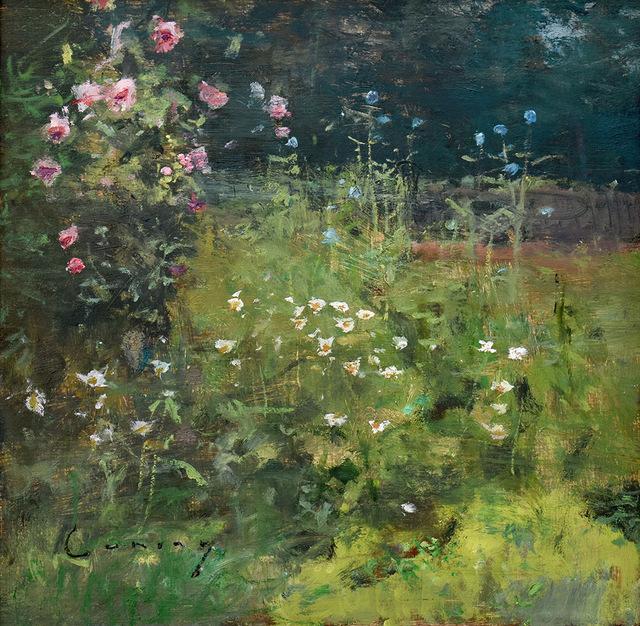 , 'June Garden,' 2018, Adam Gallery