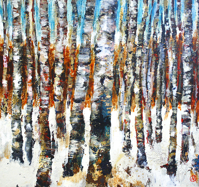 Alessandro Busci, 'Betulle Bianco', 2019, Barbara Paci Art Gallery