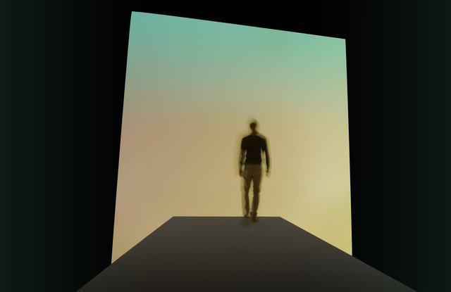 , 'Entoptic space ,' 2016, Rijksakademie van beeldende kunsten