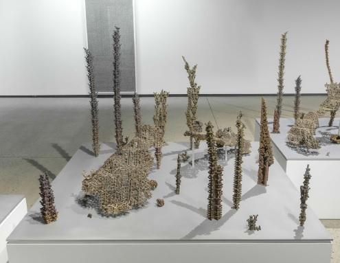, 'Récif, Extrait 2,' 2015, Division Gallery