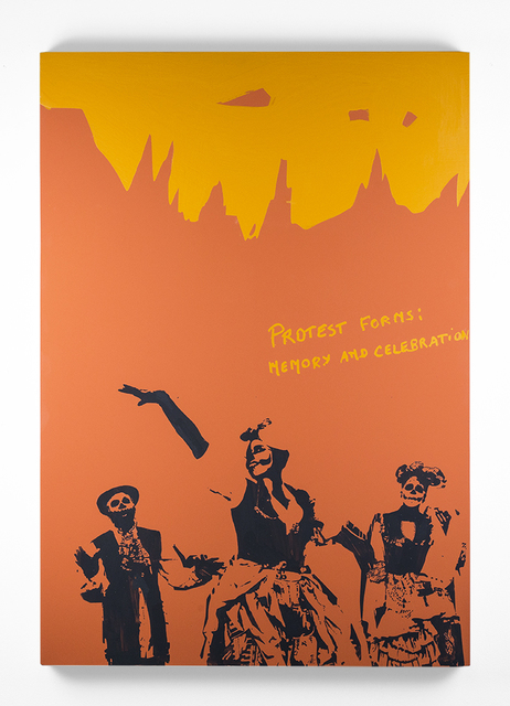 , 'Protest Forms #3,' 2013, SMAC
